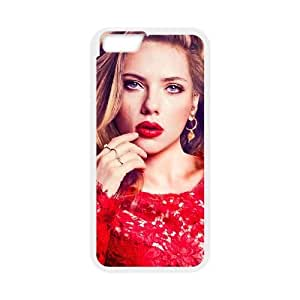 iphone6s 4.7 inch Phone Case White Scarlett Johansson WE1TY709908