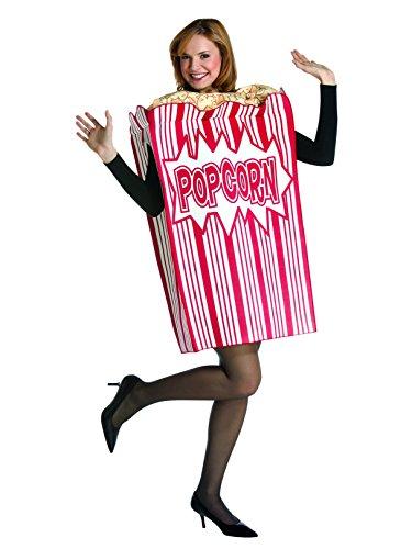 Rasta Imposta Movie Night Popcorn, Multi, One Size ()