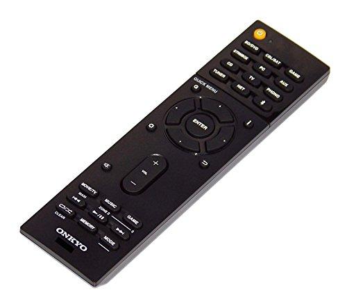 OEM Onkyo Remote Control Originally Shipped With: TXNR656, TX-NR656, TXNR757, TX-NR757