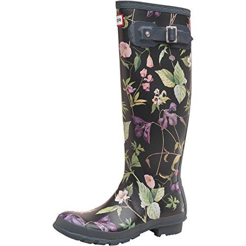 Pour Grand Hunter Mélangé green Bottes pink Black purple Rhs Noir Femme 71wn4P