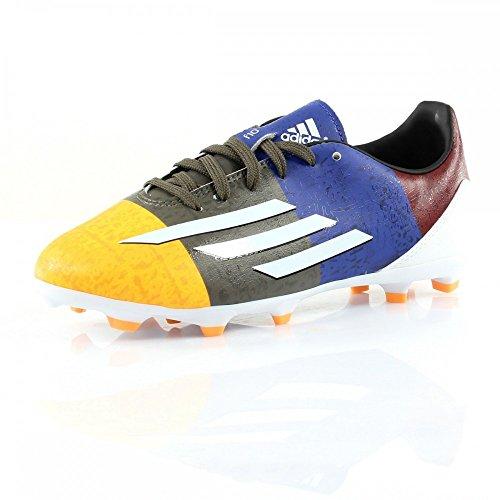 Chaussures de Football ADIDAS PERFORMANCE F10 FG Junior Messi