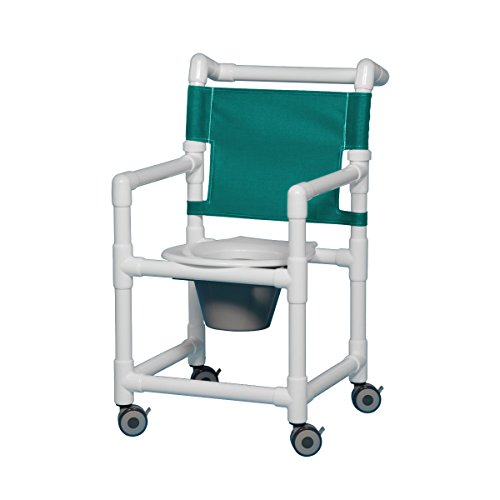 Slant Seat Shower Chair Commode 19