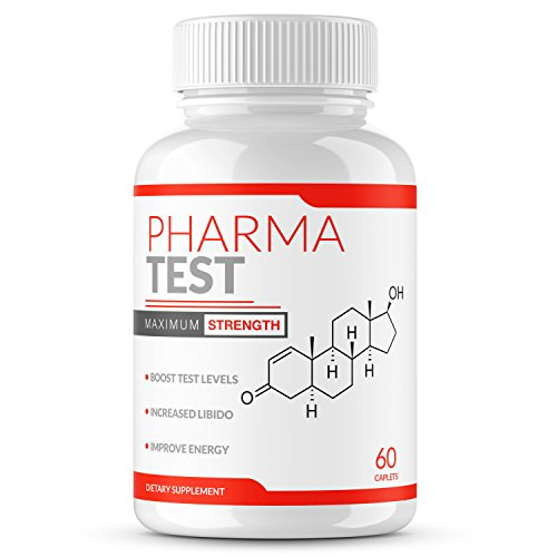 PHARMA TEST   Testosterone booster  Testosterone booster for men   Booster supplement   Test booster   For energy   Horny Goat Weed   Tongkat Ali   Boron