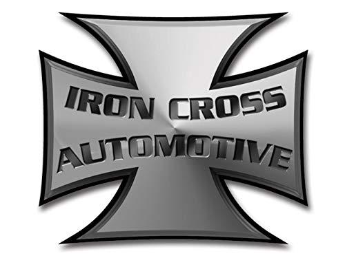 - Iron Cross Automotive 99-612 Bracket Kit for HD Step 2002-2008 Dodge Ram Trucks