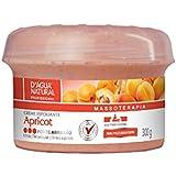 Creme Esfoliante Apricot Forte Abrasão, D'agua Natural, 300 g