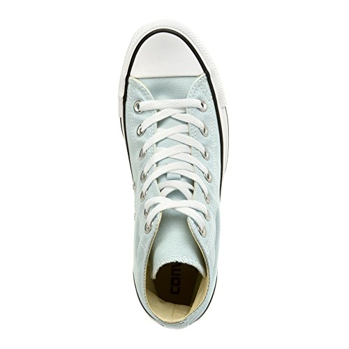 ConverseChuck Taylor All Star Fresh Colours Hi - Pantofole a Stivaletto Donna, blu (Blu - Polar Blue), 43