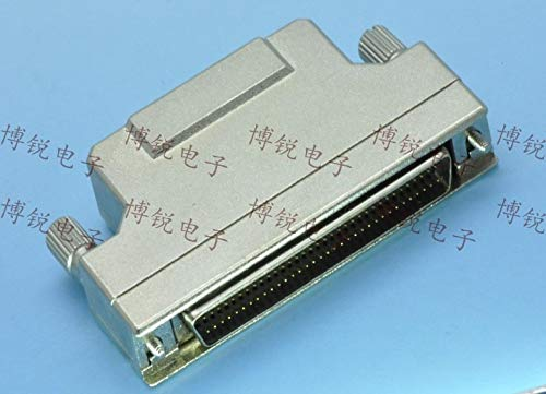 Gimax Taiwanese male end SCSI connector 68P steel screw -type wire connector scsi