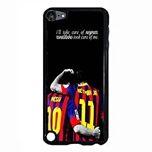 Well-know Perfect Classical Lionel Messi Phone Case Cover For Ipod Touch 5th Generation Nice Protective Mobile Shell