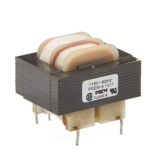 Single 115V Primary Power Transformer Series 20VCT @ 300mA 6.0VA Parallel 10V @ 600mA Split Bobbin Domestic PC Mount XFMR