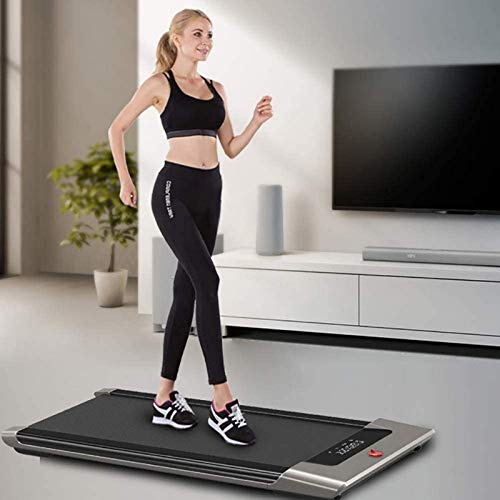 Treadmill Foldable,Home Treadmill Fitness Weight-Loss Exercise Equipment Household Remote Control Treadmill Family…