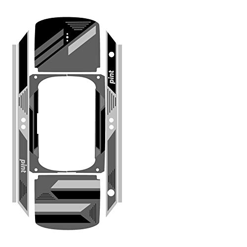 Graphics for OneWheel Pint, Blitz Black