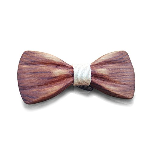Wooden Bow Tie Handmade Eco Friendly product image