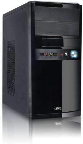 ADVANCE Torre PC Soho 6008B1 + Fuente de alimentación 480 W ...