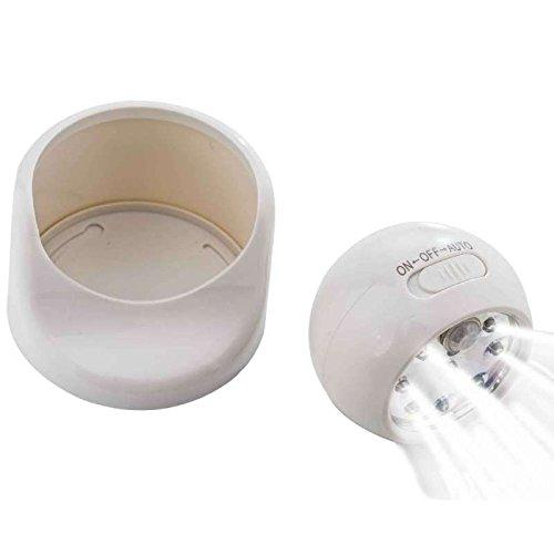 VIGILAMP - Lámpara LED con detector de movimiento: Amazon.es: Bricolaje y herramientas