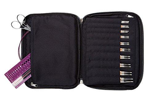 Knit Picks Interchangeable Knitting Needle Case (Rainbow) by KnitPicks (Image #1)