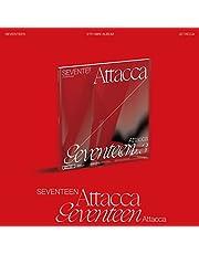 SEVENTEEN 9th Mini Album 'Attacca' (Op.3)