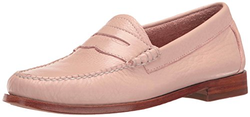 Gh Bass & Co. Womens Whitney Penny Loafer Blush Rosa