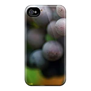 Iphone 4/4s Case Cover With Shock Absorbent Protective FOfjfV5601 Case