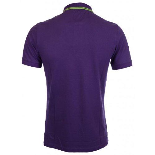 U.S. Polo Assn. Sabastien Poloshirt Slim Fit Violett
