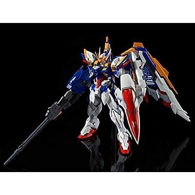 Bandayhobby Bandai Hi-Resolution Gundam Wing: Wing Gundam EW Model, BAS5055856: Toys & Games