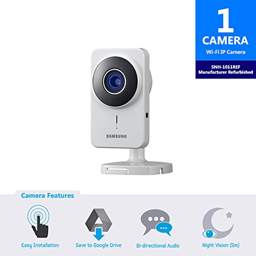 Samsung SNH 1011 Wireless IP Camera