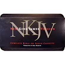 Complete Bible on Audio Cassette-NKJV [With Carrying Case]