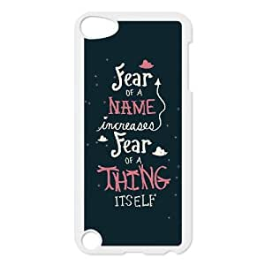 YNACASE(TM) Harry Potter Customized Cell Phone Case for iPod Touch 5,Customized Cover Case with Harry Potter