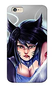 0df53c64347 Case Cover Protector Series For iPhone 5 5s League Of Legends Ahri Games Girls Fantasy Case For Lovers