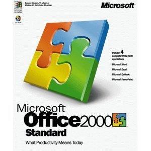 Win32 En Cd - Microsoft Office 2000 Standart Small Business Win32 Brazilian Cd Full Edition (Portuguese)