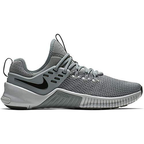 cool Black Uomo nero Freddo Nike Fitness Grigio Da Free Scarpe Grey Metcon Wolf grigio 006 qcOw1v