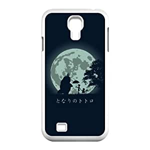 Samsung Galaxy S4 9500 Cell Phone Case White My Neighbour and Friend IGP Cool Phone Covers