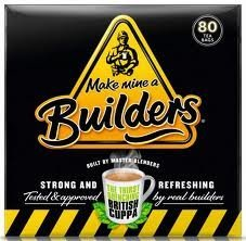 Builders British Tea (8.8 ounce)