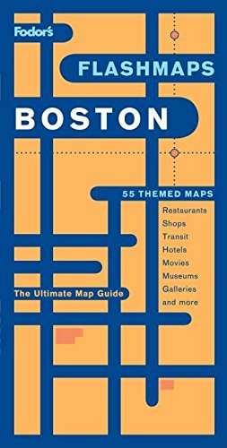 Download Fodor's Flashmaps Boston, 5th Edition (Full-color Travel Guide) pdf epub