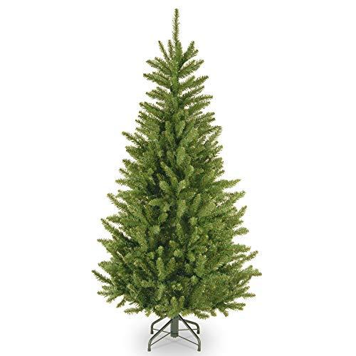 4.5' Natural Fraser Medium Fir Artificial Christmas Tree - Unlit ()