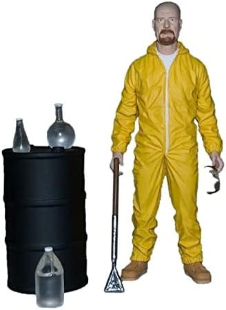 Mezco Breaking bad walter white Hazmat suit: Amazon.es: Juguetes y ...