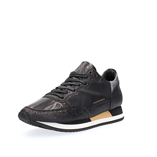 PHILIPPE MODEL PARIS CHLD GV02 BRIGHT LOW ZAPATILLAS DE DEPORTE Mujer Nero