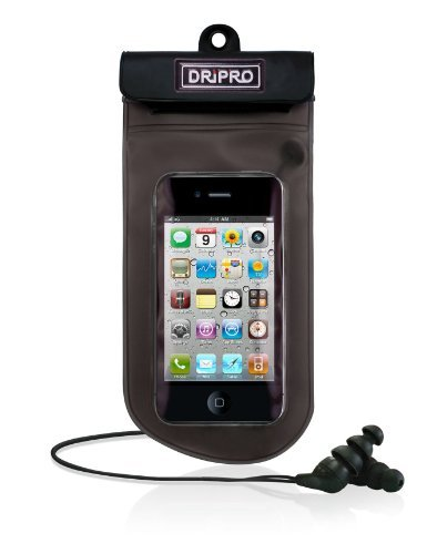 DriPro Waterproof Case for all iPhones + Blackberry + other PDAs - Waterproof Pda Case