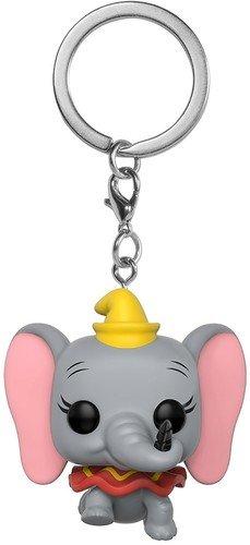 Funko 31753 Pocket POP! Keychain: Disney: Dumbo Vinyl, Multi