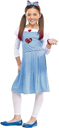 Wizard Of Oz Halloween Costumes Ideas - Dorothy Child Costume