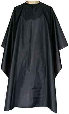 Waterproof Professional Salon Cape with Snap Closure Nylon Hair Salon Cutting Cape Barber Hairdressing Cape - 59