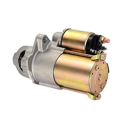 - ACUMSTE 12564089 New Starter for Cavalier Cobalt Malibu Grand Am Saturn Ion L 2.0L 2002-2006, SDR0277, 10465551, SR110639