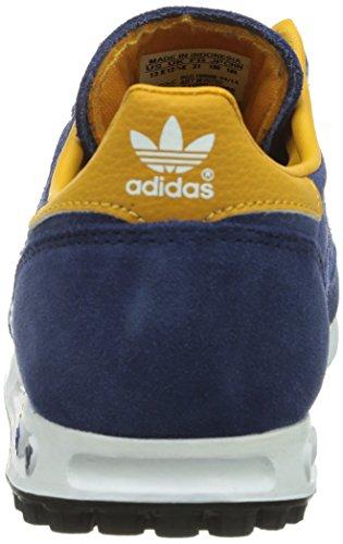 adidas Originals La Trainer - Zapatillas para niños Blau (new navy/running white ftw/collegiate royal)
