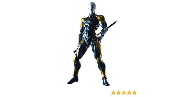 Square Enix Metal Gear Solid: Play Arts Kai: Cyborg Ninja Action Figure