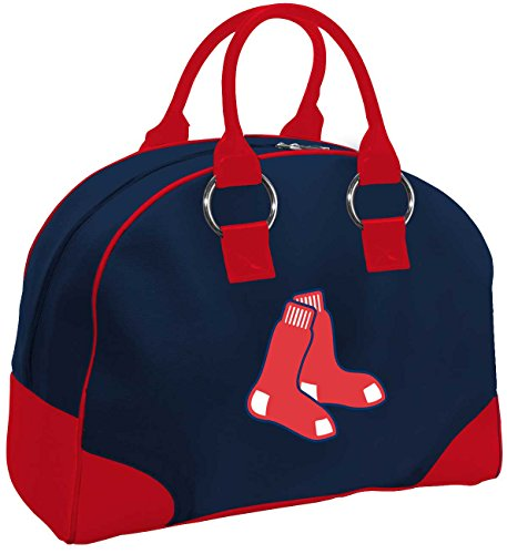 Charm14 MLB Boston Red Sox Travel-Overnighter with Embroidered Logo