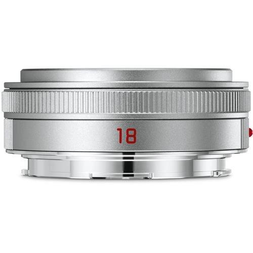 Leica TL 18 mm f2 . 8 elmarit-tl Asphシルバーレンズ   B077NGZD48