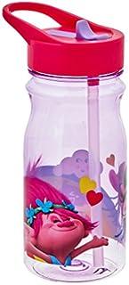 Zak Designs Trolls Movie 16 oz. Water Bottle with Straw, Poppy & Cooper (B01HRHZ4CW) | Amazon price tracker / tracking, Amazon price history charts, Amazon price watches, Amazon price drop alerts