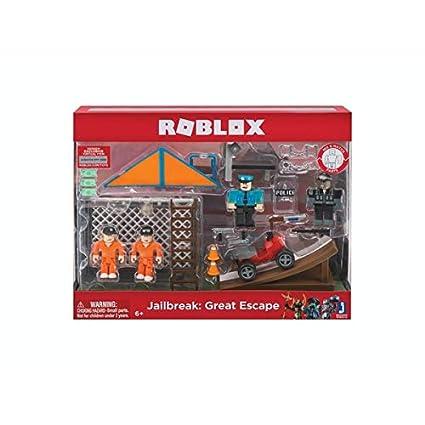 ROBLOX Jailbreak: Great Escape Playset: Amazon co uk: Toys & Games