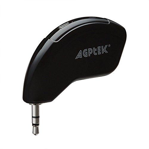 AGPtek 3.5mm AUX Car Bluetooth Receiver Speaker Music Stream