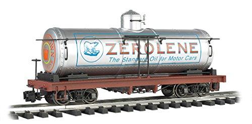 Tank Car Zerolene Large Scale ()