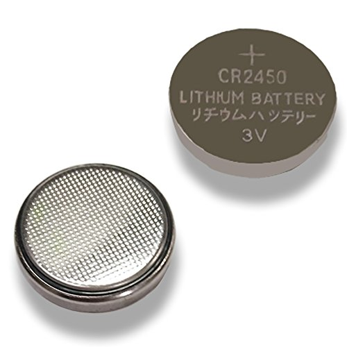 Joobef Cr2450 Lithium 3v Battery Electronic Coin Cell